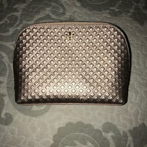 🌟💄NWT Tory Burch Quilted Leather Bag-Rose Gold🌟